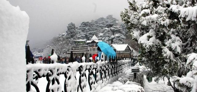 Shimla himanchal tour